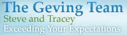 The Geving Team | Steve and Tracey - Exceeding your expectations